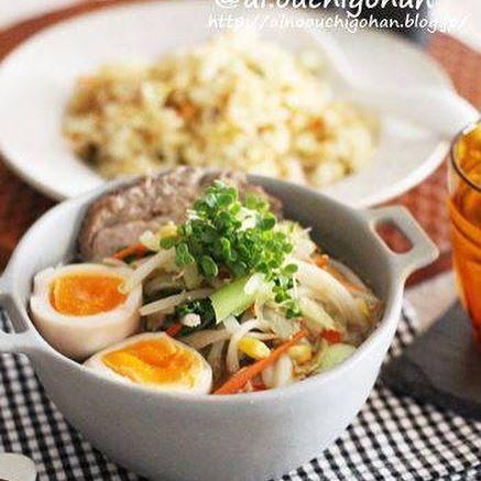 味噌ラーメンレシピ2