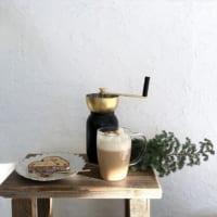 ちょっとしたひと時をリッチに♪コーヒーミルのある優雅な空間