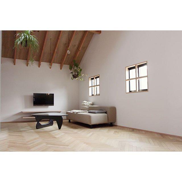 文字通りものを置かない「シンプルなお部屋」2