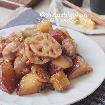 れんこん 人気レシピ 炒め物 焼き物3