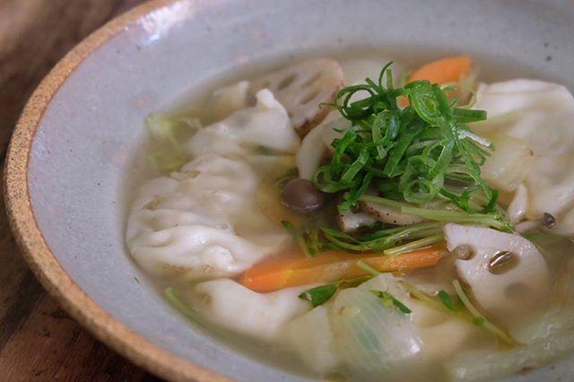 ごま油 レシピ スープ