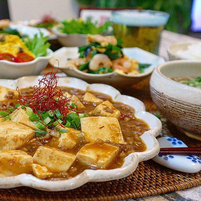 みんな大好き!麻婆豆腐