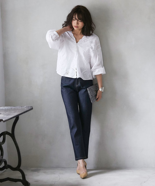 [tocco closet] three S denim