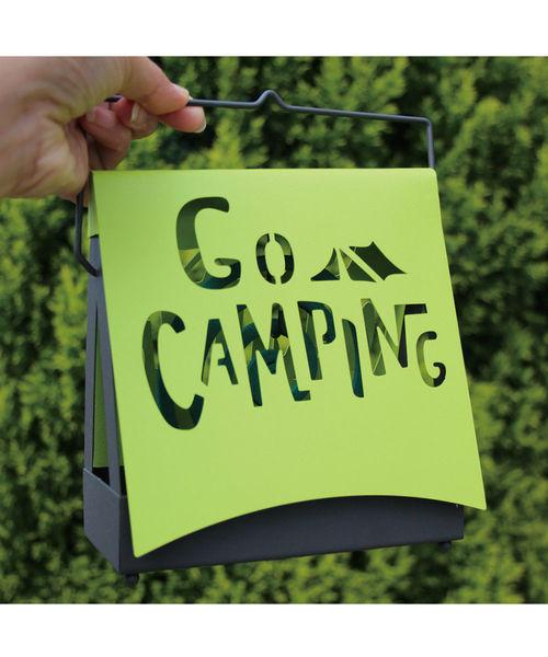 [SPICE] FESTA HOME アイアン蚊遣り Go Camping