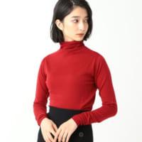 赤ニットコーデ特集♡派手にならない着こなしで女性らしい雰囲気を演出♪