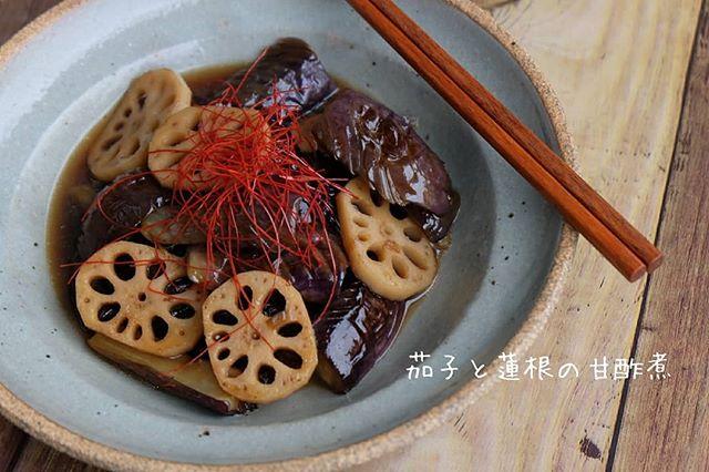 れんこん 人気レシピ 煮物4