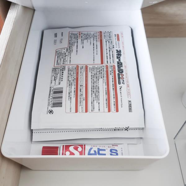 IKEA 薬 収納2