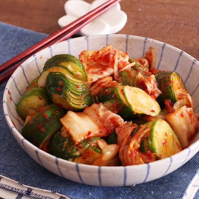 キムチ 人気レシピ 副菜3