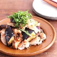 秋茄子レシピ特集!おもてなしにもおすすめの人気料理&簡単おつまみをご紹介☆