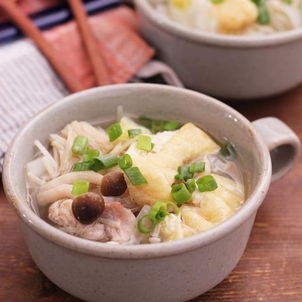 鶏肉と白菜のさっぱりスープ煮