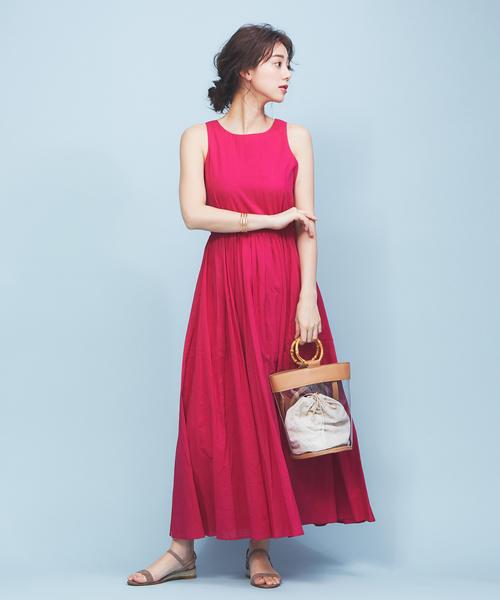 [Rouge vif la cle] 【MARIHA】夏のレディのドレス