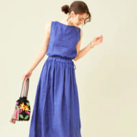 夏のリゾートを楽しもう!「ワンピース&スカート」で作る夏の大人スタイル特集♡