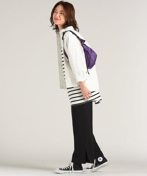 [LIPSTAR] ミリタリーシャツジャケット