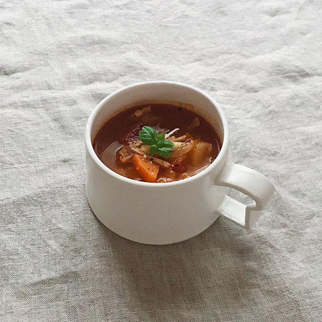 ピラフ 献立 スープ6