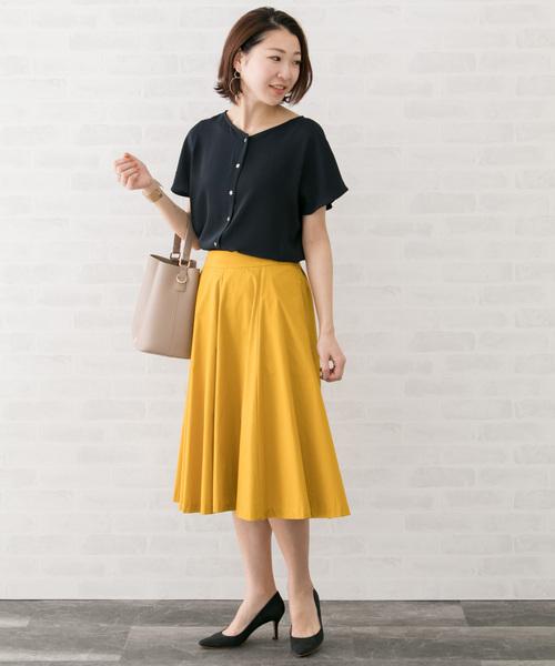 [URBAN RESEARCH ROSSO WOMEN] サーキュラースカート