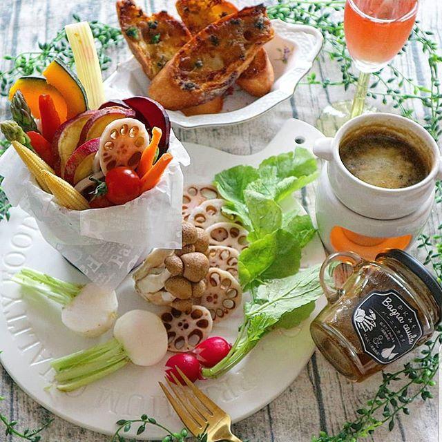 人気の前菜レシピ 野菜10