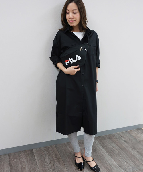 [IMAGE COLLECTION] ロングシャツワンピース
