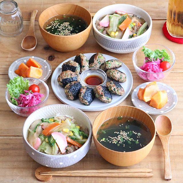 海苔巻き餃子