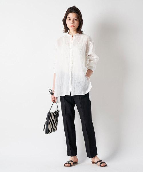 [Whim Gazette] ラミーセイヒンゾメシャツ
