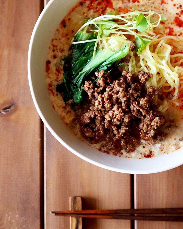 担々麺レシピ3