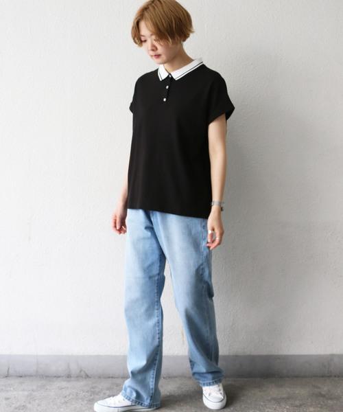 [notch.] ポロシャツ