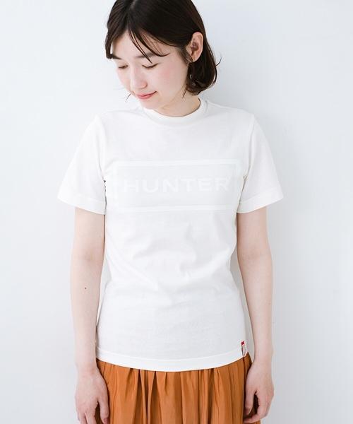 [haco!] 【セールにならないお約束】HUNTER WOMENS オリジナルTシャツ