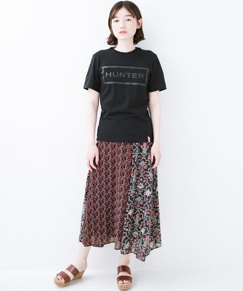 [haco!] 【セールにならないお約束】HUNTER WOMENS オリジナルTシャツ2