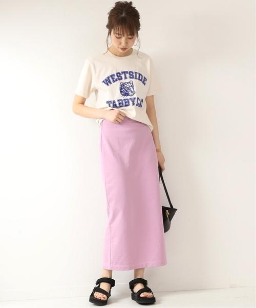 [Spick & Span] ミニウラケタイトスカート◆