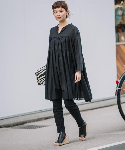 30代 女性 旬 コーデ4