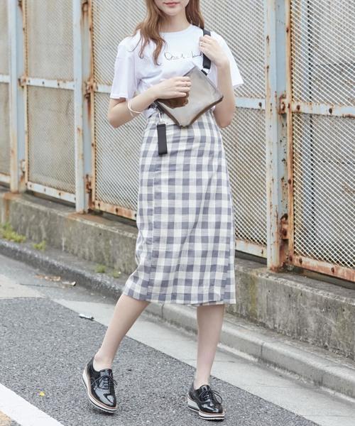 [UNRELISH] 【UNR】One of a kind ゆるネックTシャツ2
