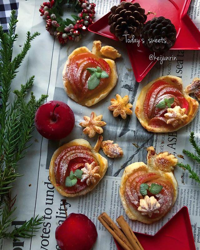 りんご スイーツ レシピ5