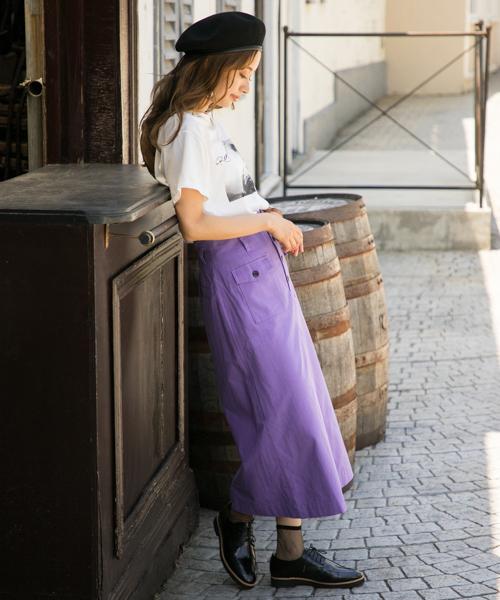 [mysty woman] ウーマンフォトTシャツ 847987