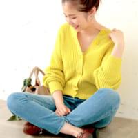 秋は半袖にさらっと羽織りたい♡季節を感じる注目の「旬カーディガン」をチェック!