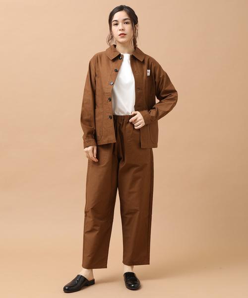 [ADAM ET ROPE'] 【DANTON uniforme】PANTS