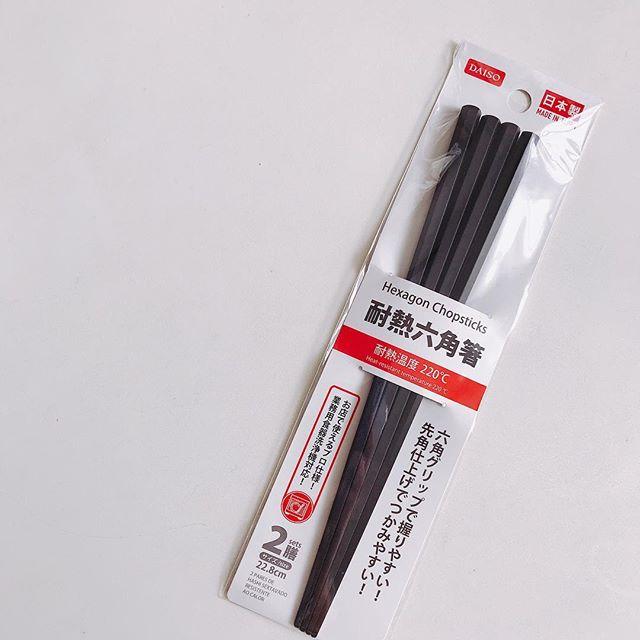 耐熱六角箸