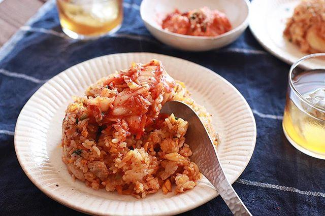 キムチ 人気レシピ ご飯物