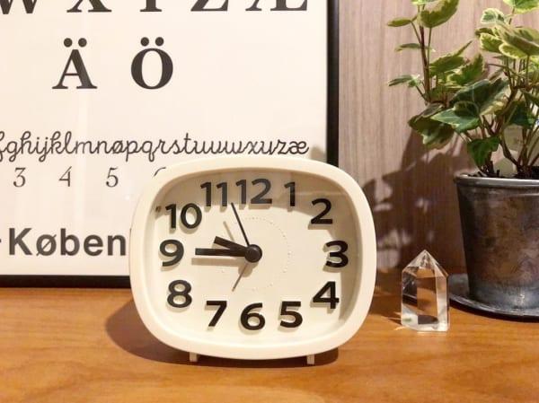 ダイソーの時計2
