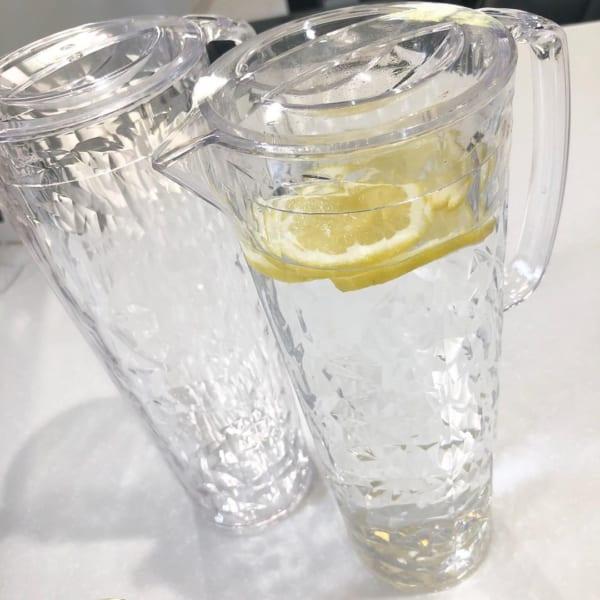 レモン水を美味しそうに作れる!ピッチャー(ダイソー)