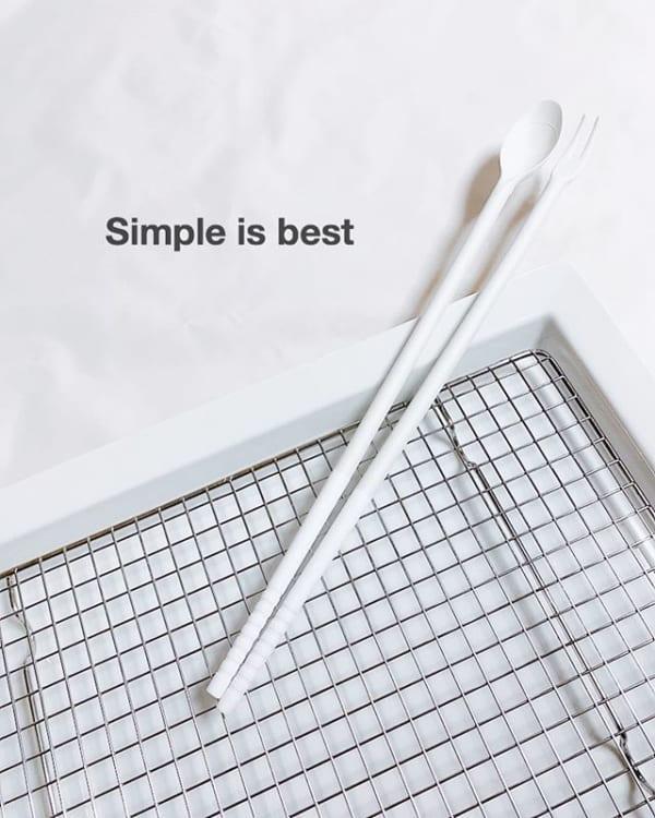 3通りの使い方ができる!驚きのシリコーン菜箸