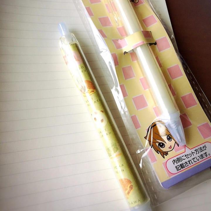 オリジナルシャープペン