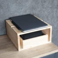 【連載】細々した物を整理整頓!檜板で整理ケースを簡単DIYしよう☆