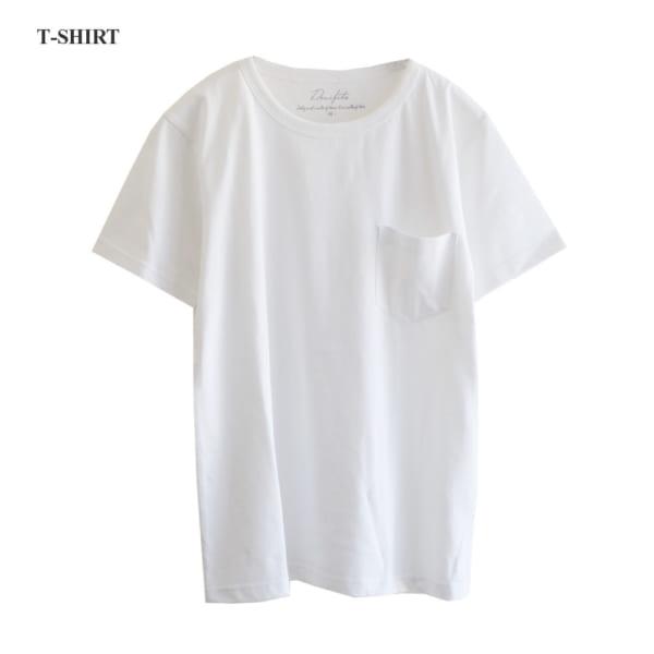シンプル&着心地抜群!980円白Tシャツ