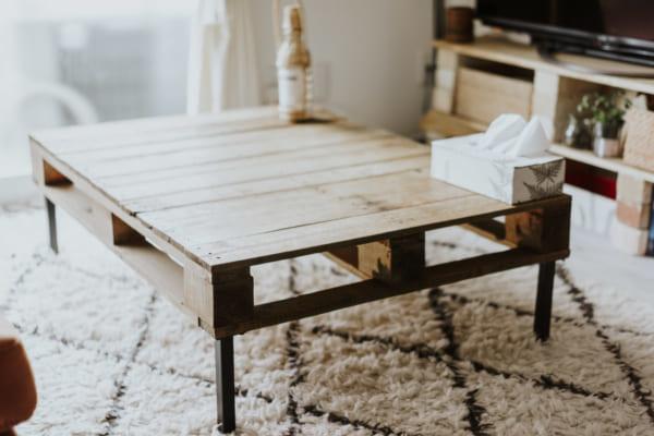パレットローテーブルも