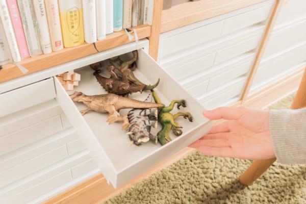 増え続ける趣味のモノや、子どものおもちゃ……どうやって収納したらいいですか?13