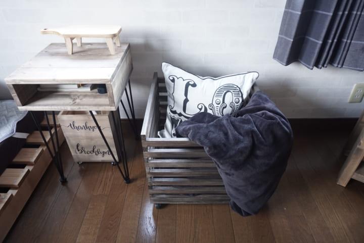 セリア 木材 DIY8