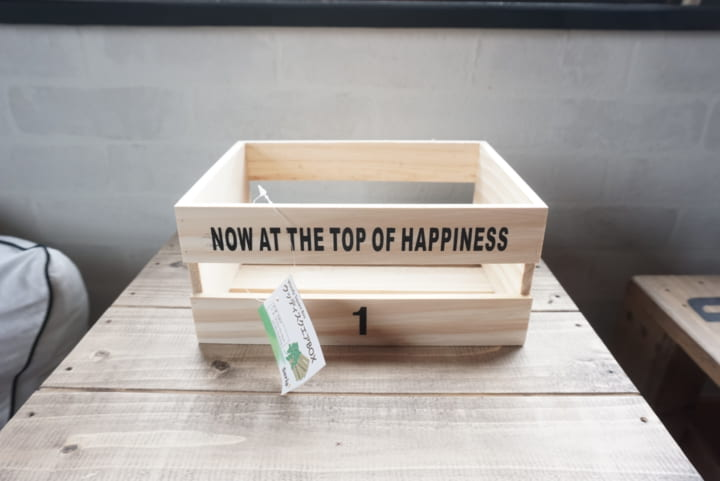 木製BOX