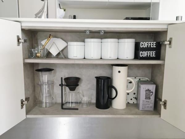 コーヒーアイテム