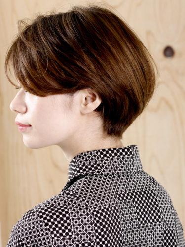 秋におすすめのショートの髪型&アレンジ14