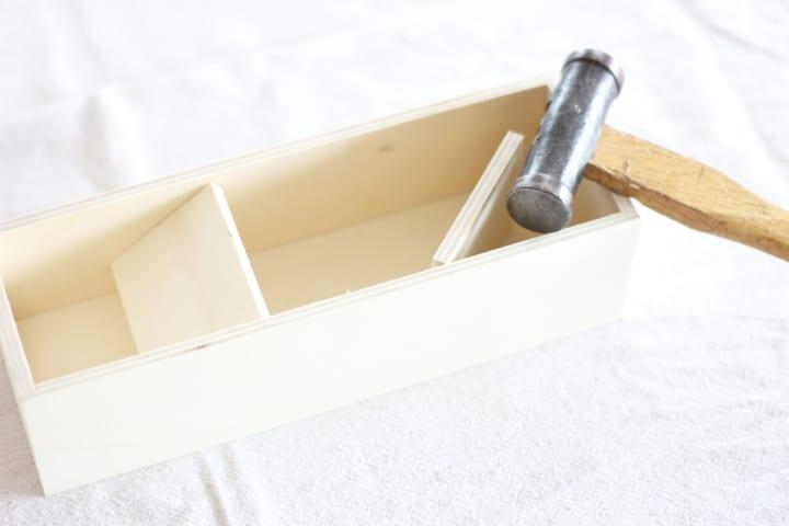 収納ボックス DIY3