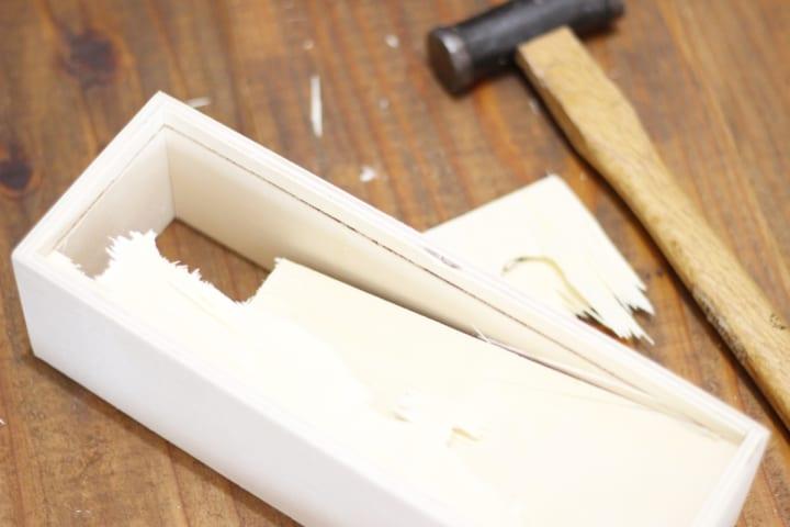 収納ボックス DIY7